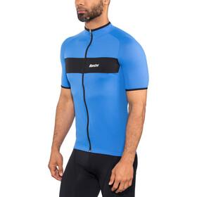 Santini Ali Maillot de cyclisme Homme, royal